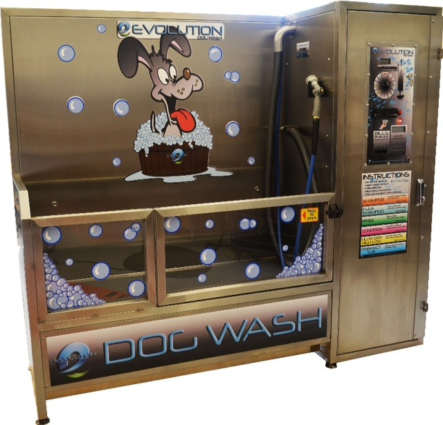 Self Serve Dog Wash in Fernie BC at Barkside Pets